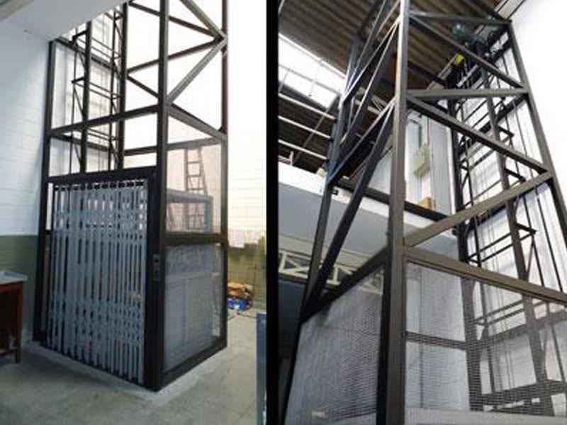 Adequação de elevadores sp