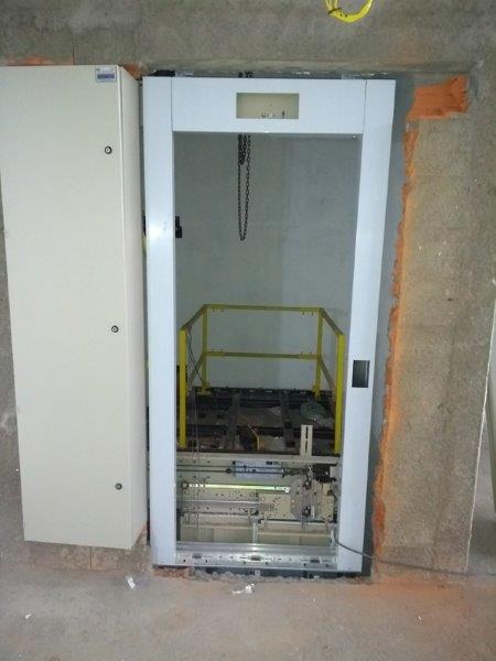Elevadores manutenção sp