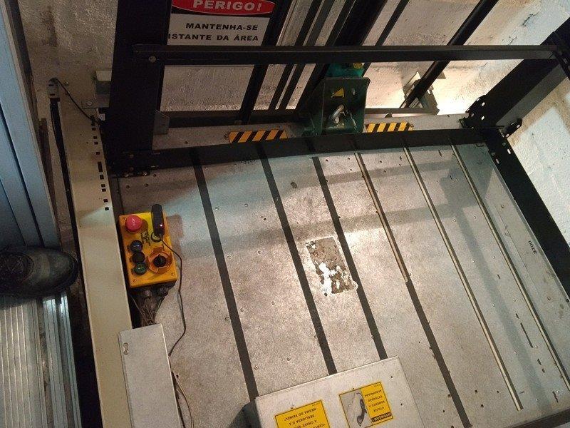 Venda de peças para elevadores