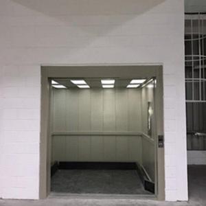 Embelezamento de cabine de elevador
